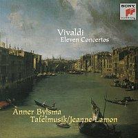 Anner Bylsma, Tafelmusik, Antonio Vivaldi, Jeanne Lamon, Charlotte Nediger, Tafelmusik Baroque Orchestra – Vivaldi: 11 Concertos