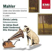 Sir Adrian Boult, Christa Ludwig, Philharmonia Orchestra, André Vandernoot, Otto Klemperer – Christa Ludwig singt Mahler