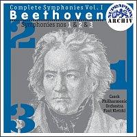 Česká filharmonie/Paul Klecki – Beethoven: Symfonie č. 1-3, Egmont (předehra)
