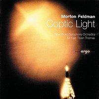 Alan Feinberg, Robert Cohen, Michael Tilson Thomas, The New World Symphony – Feldman: Coptic Light