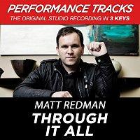 Matt Redman – Through It All [Performance Tracks]