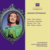 Dame Joan Sutherland, London Symphony Orchestra, Richard Bonynge – Command Performance