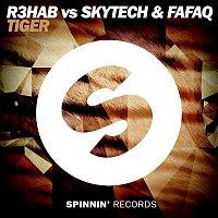 R3hab vs. Skytech & Fafaq – Tiger (Radio Edit)