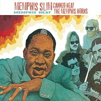 Přední strana obalu CD Memphis Heat
