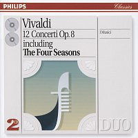 I Musici, Felix Ayo, Maria Teresa Garatti – Vivaldi: 12 Concerti Op.8