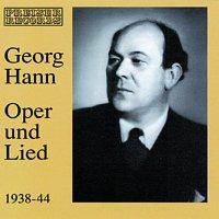 Georg Hann – Georg Hann - Oper und Lied