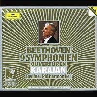 Berliner Philharmoniker, Herbert von Karajan – Beethoven: 9 Symphonies; Overtures [6 CDs]