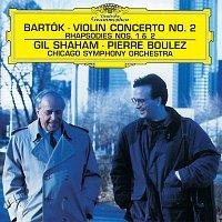Gil Shaham, Chicago Symphony Orchestra, Pierre Boulez – Bartók: Violin Concerto No.2; Rhapsodies