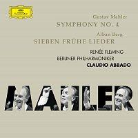 Renee Fleming, Berliner Philharmoniker, Claudio Abbado – Mahler: Symphonie No.4; Berg: 7 fruhe Lieder