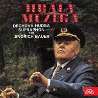 Dechová hudba Supraphon/Jindřich Bauer – Hrála muzika. Dechová hudba Supraphon, řídí Jindřich Bauer MP3