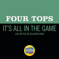 Four Tops – It's All In The Game [Live On The Ed Sullivan Show, November 8, 1970]