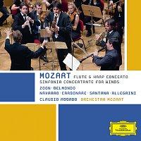 Lucas Macias Navarro, Alessandro Carbonare, Guilhaume Santana, Alessio Allegrini – Mozart -  Sinfonia Concertante For Winds; Flute & Harp Concerto