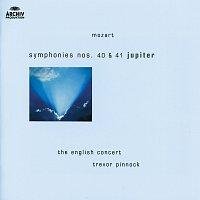 """Přední strana obalu CD Mozart: Symphonies Nos.40 & 41 """"Jupiter"""""""