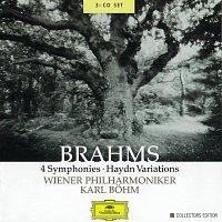 Wiener Philharmoniker, Karl Bohm – Brahms: 4 Symphonies; Haydn Variations