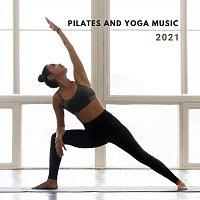 Přední strana obalu CD Pilates and Yoga Music 2021