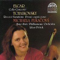 Michaela Fukačová, Filharmonie Brno/Libor Pešek – Elgar, Čajkovskij: Koncert pro violoncello a orchestr - Rokokové variace