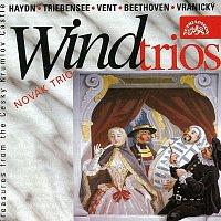 Novákovo trio – Dechová tria / Haydn - Vent - Mozart /