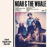 Přední strana obalu CD Last Night On Earth