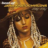Jana Kratochvílová – Best of / Song! Song! (výběr)