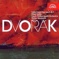 Přední strana obalu CD Dvořák: Violoncellové koncerty