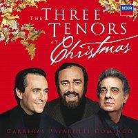 Přední strana obalu CD The Three Tenors At Christmas