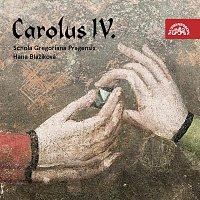 Přední strana obalu CD Carolus IV. - Rex et Imperator