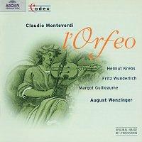 Orchester der Sommerlichen Musiktage Hitzacker 1955, August Wenzinger – Monteverdi: L'Orfeo