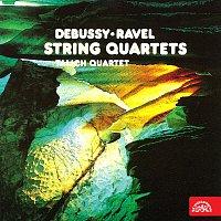 Talichovo kvarteto – Debussy, Ravel: Smyčcové kvartety