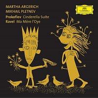 Přední strana obalu CD Prokofiev: Cinderella for 2 pianos / Ravel: Ma Mere l'Oye