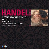 Marc Minkowski – Handel Edition Volume 2 - Il Trionfo del Tempo, Teseo, Amadigi