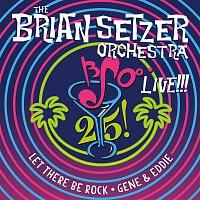 The Brian Setzer Orchestra – 25 Live!