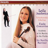 Leila Josefowicz, Academy of St. Martin in the Fields, Sir Neville Marriner – Tchaikovsky/Sibelius: Violin Concertos