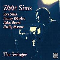Přední strana obalu CD The Swinger