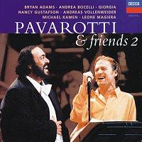 Luciano Pavarotti, Bryan Adams, Nancy Gustafson, Andrea Bocelli, Giorgia – Pavarotti & Friends 2
