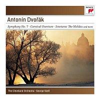 George Szell, Bedřich Smetana, The Cleveland Orchestra – Dvorák: Symphony No. 7 & Carnival Overture -  Smetana: The Moldau, Bartered Bride and More
