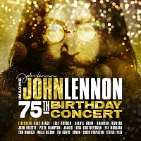 Přední strana obalu CD Imagine: John Lennon 75th Birthday Concert [Live]