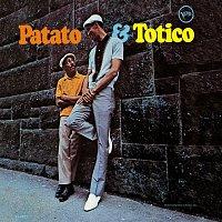 Přední strana obalu CD Patato & Totico