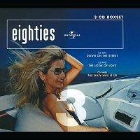 Přední strana obalu CD 80's [International Version]