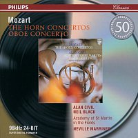 Alan Civil, Neil Black, Academy of St. Martin in the Fields, Sir Neville Marriner – Mozart: The Horn Concertos; Oboe Concerto