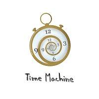 Přední strana obalu CD Time Machine