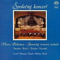 Musica Bohemica, Slovenský komorní orchestr/Bohdan Warchal – Společný koncert / Corelli, Händel, Krček...