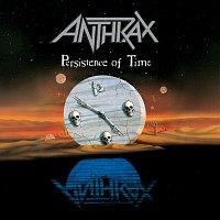 Přední strana obalu CD Persistence Of Time