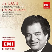 Itzhak Perlman, Daniel Barenboim – Bach: Violin Concertos etc