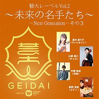 Various Artists.. – Geidai Label Vol. 2: Next Generation 3