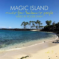 Přední strana obalu CD Magic Island, Music for Balearic People, Vol. 7