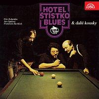 Přední strana obalu CD Hotel Štístko blues & další kousky
