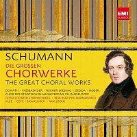 Various Artists.., Wolfgang Sawallisch, Edda Moser, Dietrich Fischer-Dieskau, Nicolai Gedda – Schumann: Die Groszen Chorwerke / The Great Choral Works