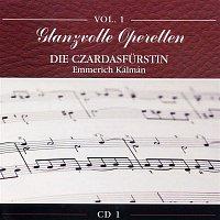 Staatliches Wiener Volksopernorchester – Glanzvolle Operetten: Die Czardasfurstin