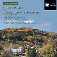 Thomas Hampson – American Classics: Stephen Foster/ Charles Tomlinson Griffes / Aaron Copland