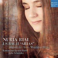 Nuria Rial & Kammerorchester Basel – Bach: Arias